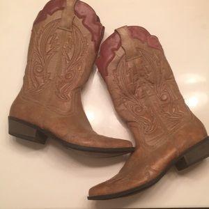 Shoes - Cowboy boots-size 8